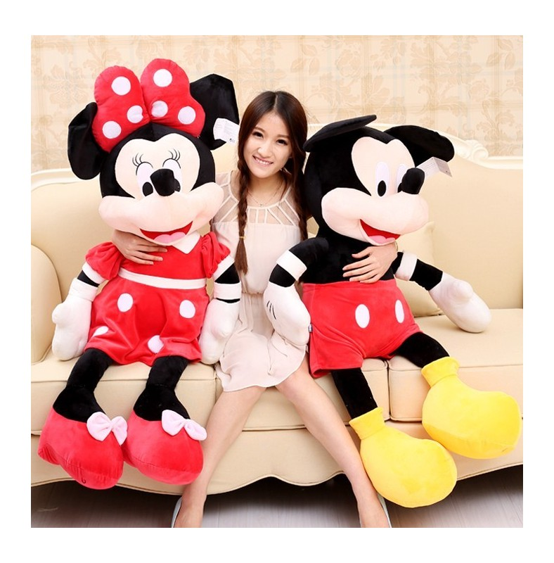 Jucarie plus Minnie Mouse