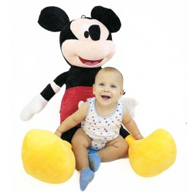 Jucarie plus Mickey Mouse