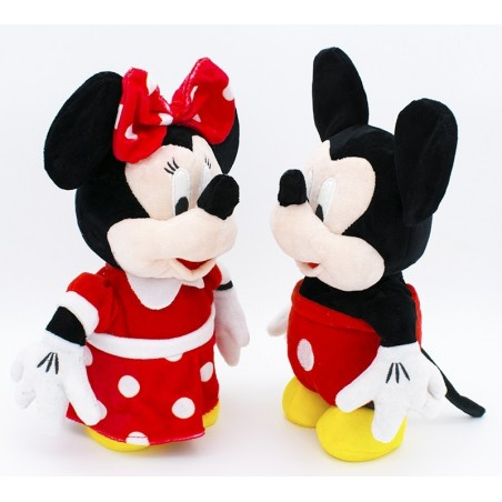 Mickey si Minnie Mouse interactivi