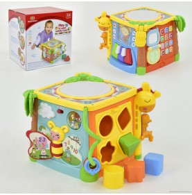 Cub cu activitati Play & Learn