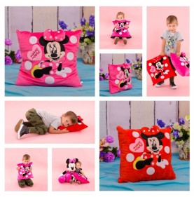 Pernute Minnie 3D