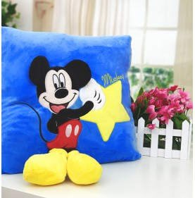 Perna decorativa plus 3D Mickey Mouse